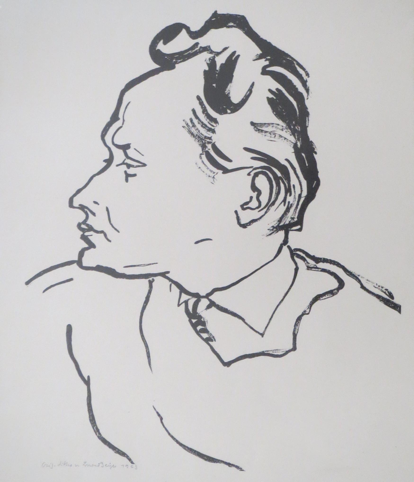 Auf Spurensuche im Literaturhaus-Archiv:  Walter Basan – zum 100. Geburtstag.