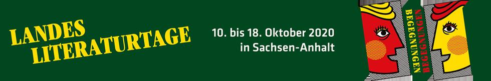 Landesliteraturtage Sachsen-Anhalt zu Gast in Magdeburg