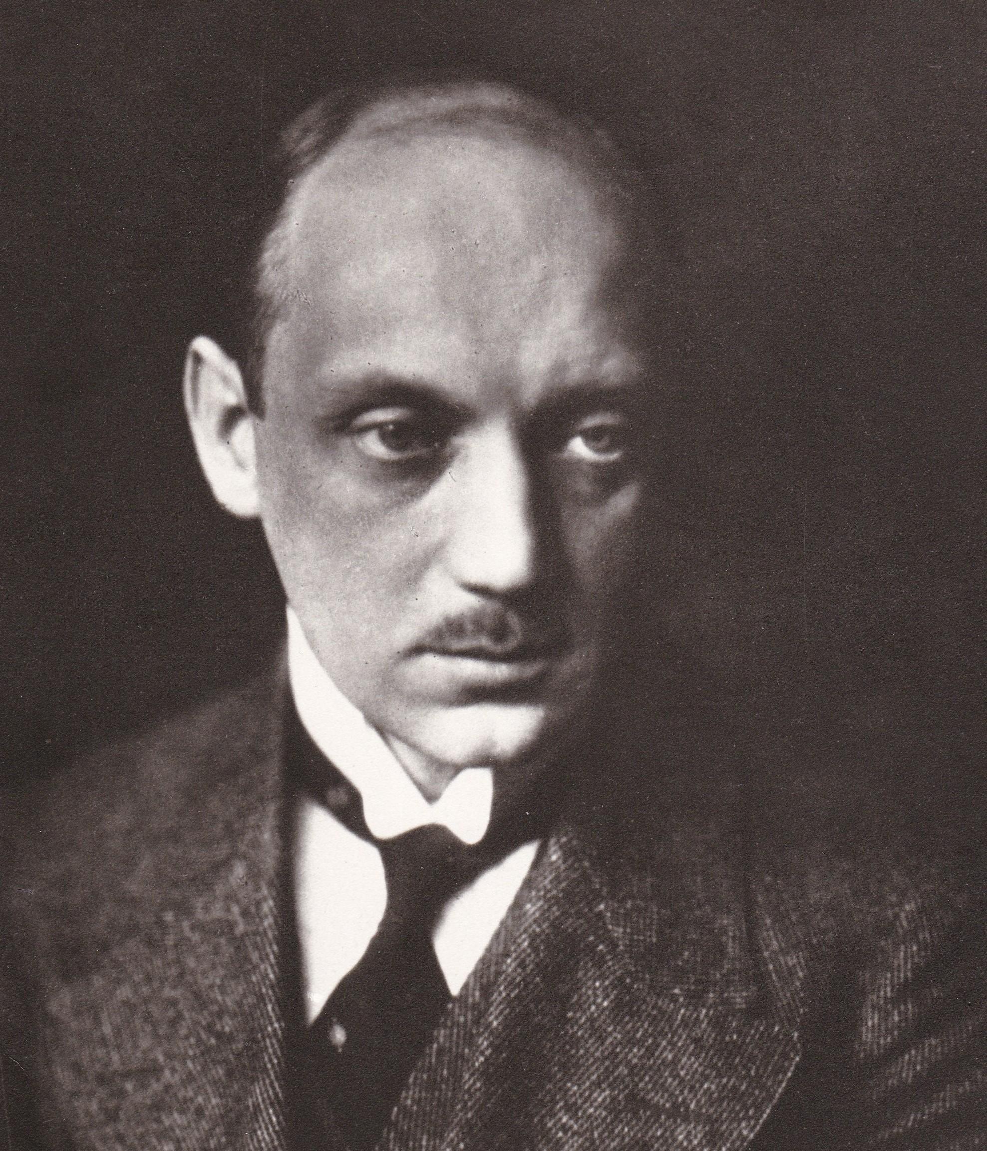 """Georg Kaiser (25.11.1878-04.06.1945) – """"Kein Segel setzt´ ich matt"""""""