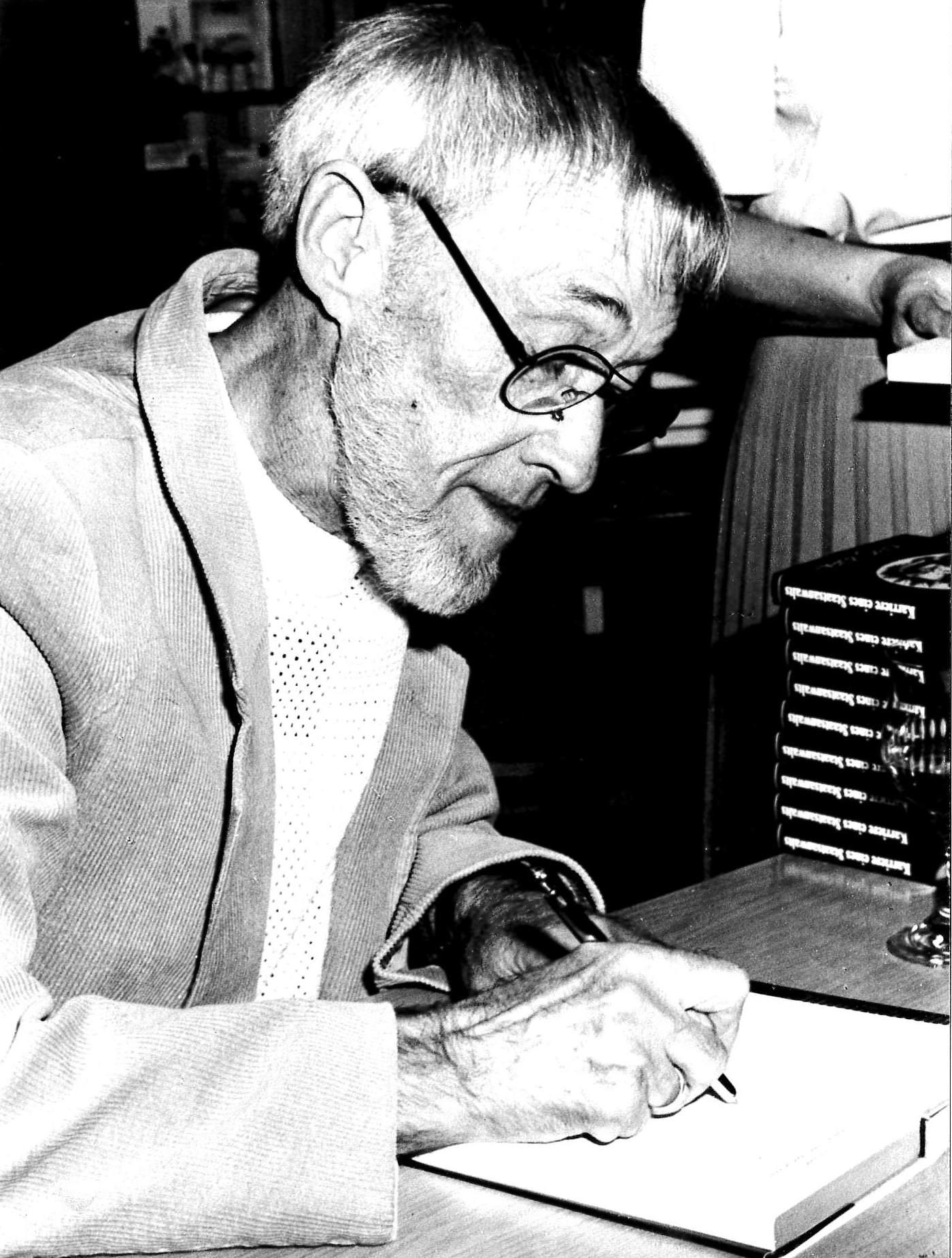 Heinz Glade zum 98. Geburtstag