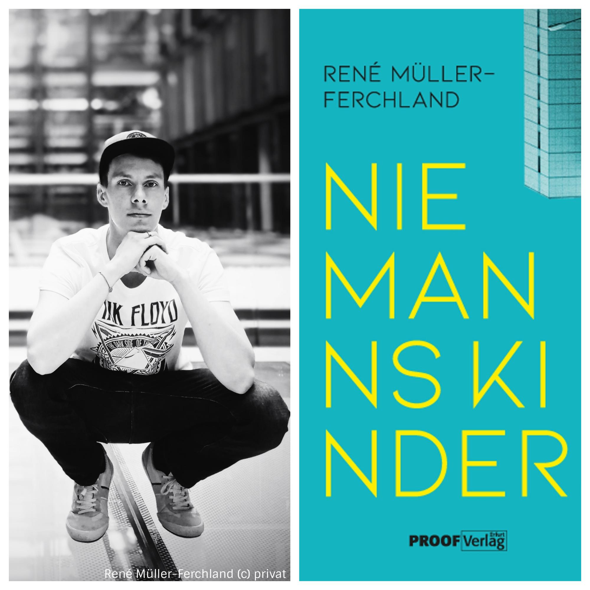 René Müller-Ferchland – Thüringer Autor mit Magdeburger Wurzeln