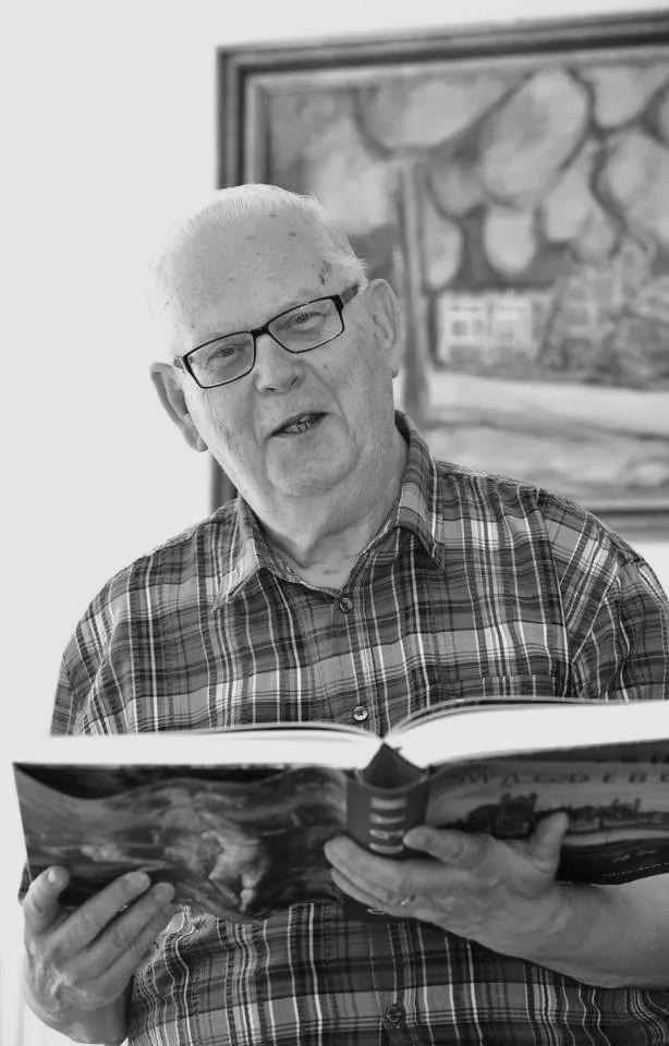 Das Fremde im Eigenen erkennen – dem Literaten, Komponisten und Maler Hanns H.F. Schmidt zum 84. Geburtstag