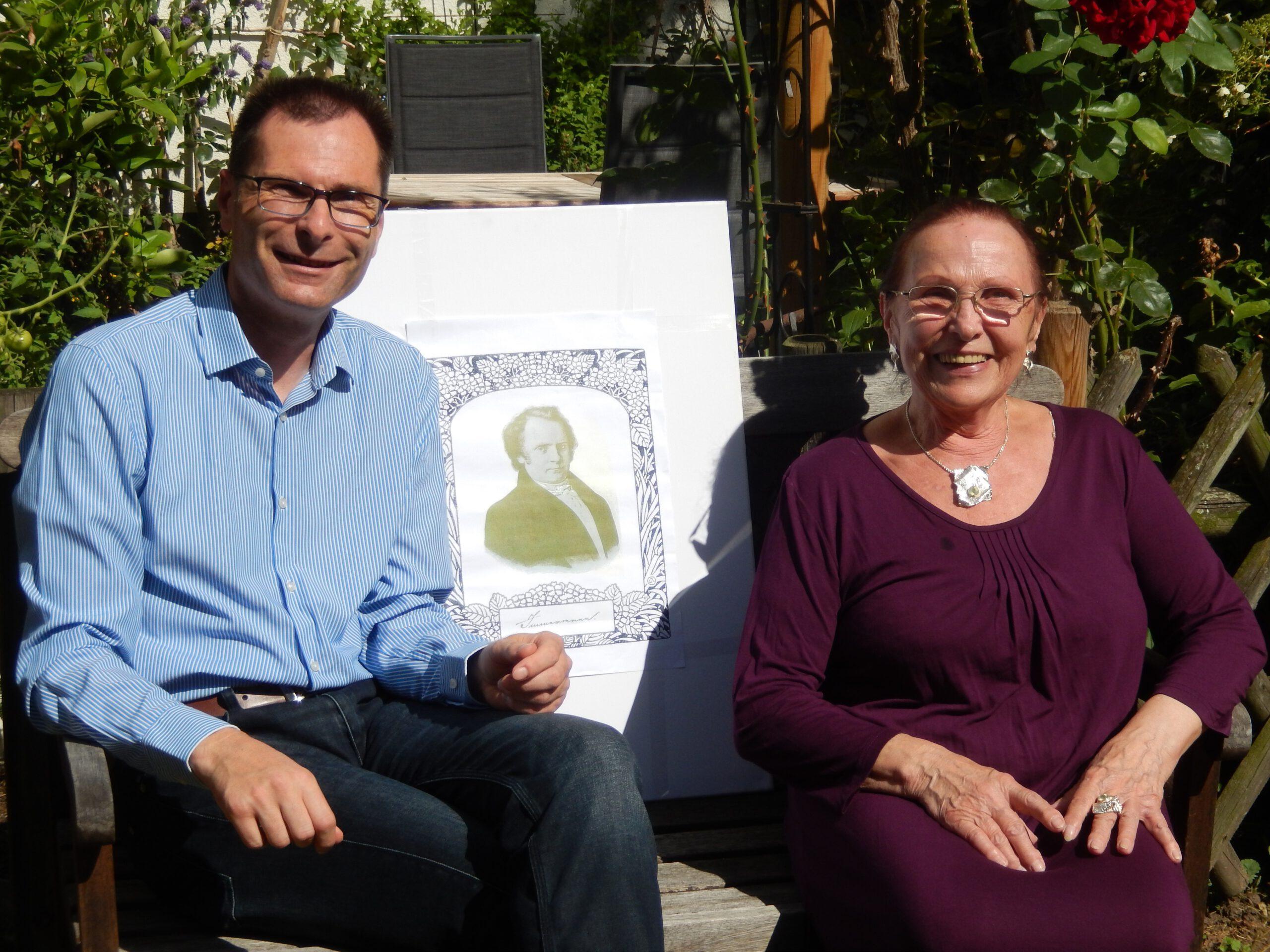Hendrik Fuchs und Ingrid von Koppelow